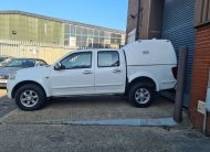 GREAT WALL STEED 4X4 PICK UP TRUCK 2012 LOW MILEAGE TRUCKMAN TOP, 1 OWNER, 67K MILES!! JUST IN!!